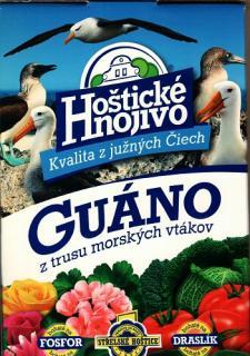 Hoštické hnojivo guano
